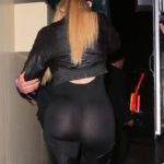 Khloe Kardashian See Through in a Catsuit and other Hot Links