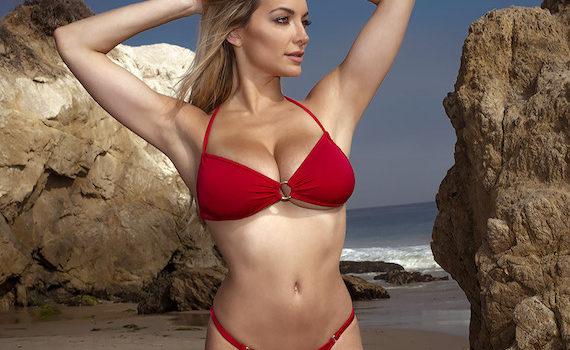 Lindsey Pelas - Teeny B Bikinis Photoshoots