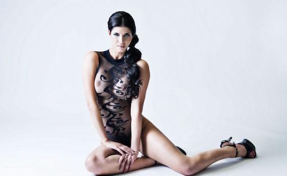 Micaela Schafer naked - Heike Fuchs Photoshoot
