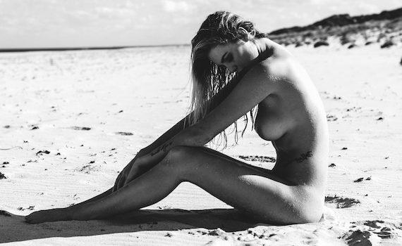 Paige Marie Evans nude - Kelton Critchett Photoshoot