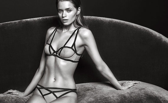 Abbey Lee Kershaw - Agent Provocateur
