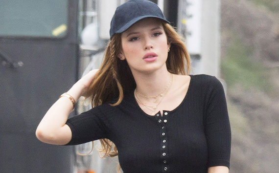Bella Thorne Will Show You Her Sideboob and other Hot Links