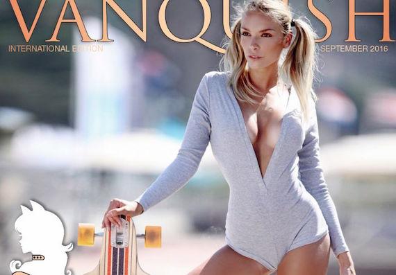 Christy Lacour Gianini - Vanquish Magazine