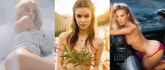 Playboy Playmate Calendar 2017