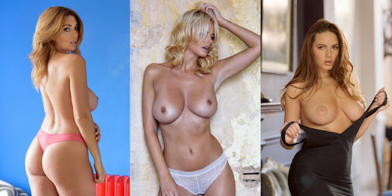 Rhian Sugden and Friends - Page 3 Photoshoots