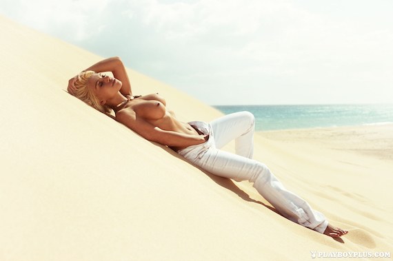 Vera Dimova - Playboy Netherlands