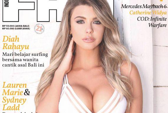 Emily Sears - FHM Magazine