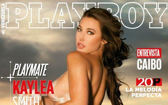 Stefanie Knight - Playboy Venezuela