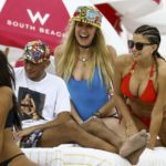Larsa Pippen in a Red Bikini and other Hot Links