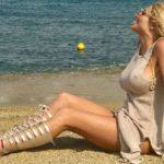 Victoria Xipolitakis – pokies in Mykonos