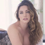 Kelly Brook - Valentines Day Lingerie Photoshoot
