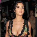 Demi Rose Mawby – candids in London
