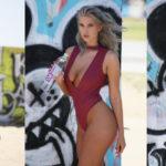 Samantha Knezel – 138 Water Photoshoot in Venice Beach