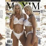 Tanya Hansen & Jasmin Rainbow – Maxim Australia
