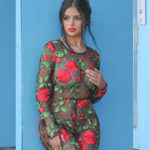 Demi Rose Mawby - a photoshoot candids in Ibiza