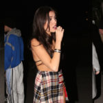 Madison Beer – celebrating her birthday in Beverly Hills