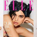 Dua Lipa - Carin Backoff Photoshoot for Elle Magazine