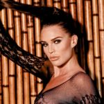 Danielle Lloyd - Lingerie model photoshoot